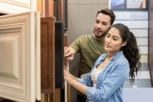Cabinetry can meet many needs in your kitchen